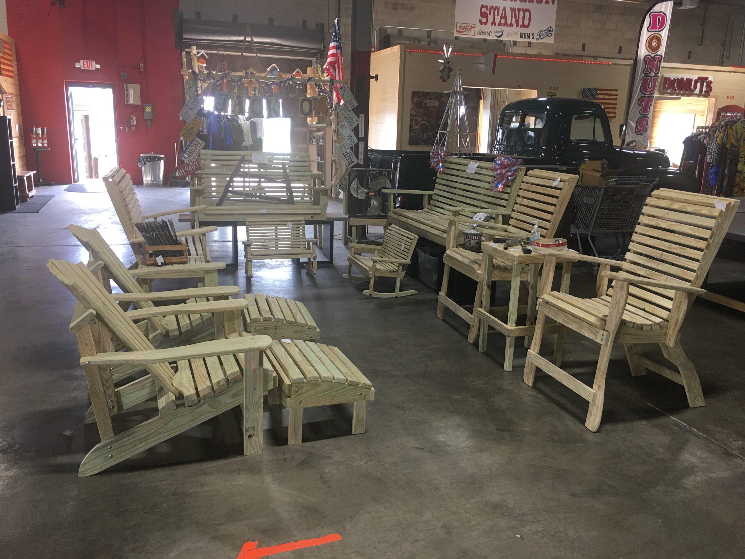 Jackson's Outdoor Furniture – C4
