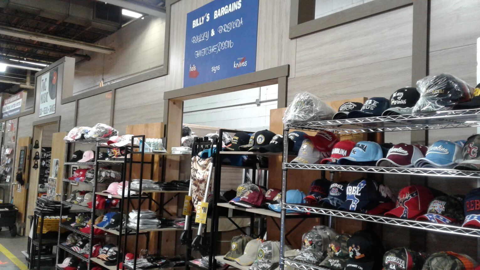 Billy's Bargains – P42
