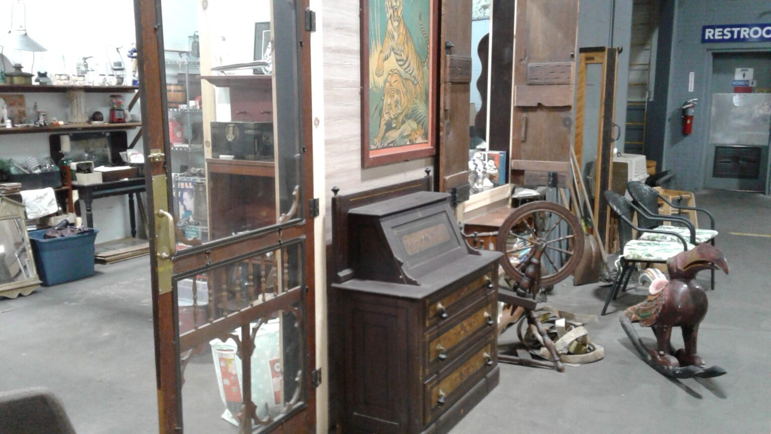 Red Light – P129-130-137 (was Antiques and This & That)