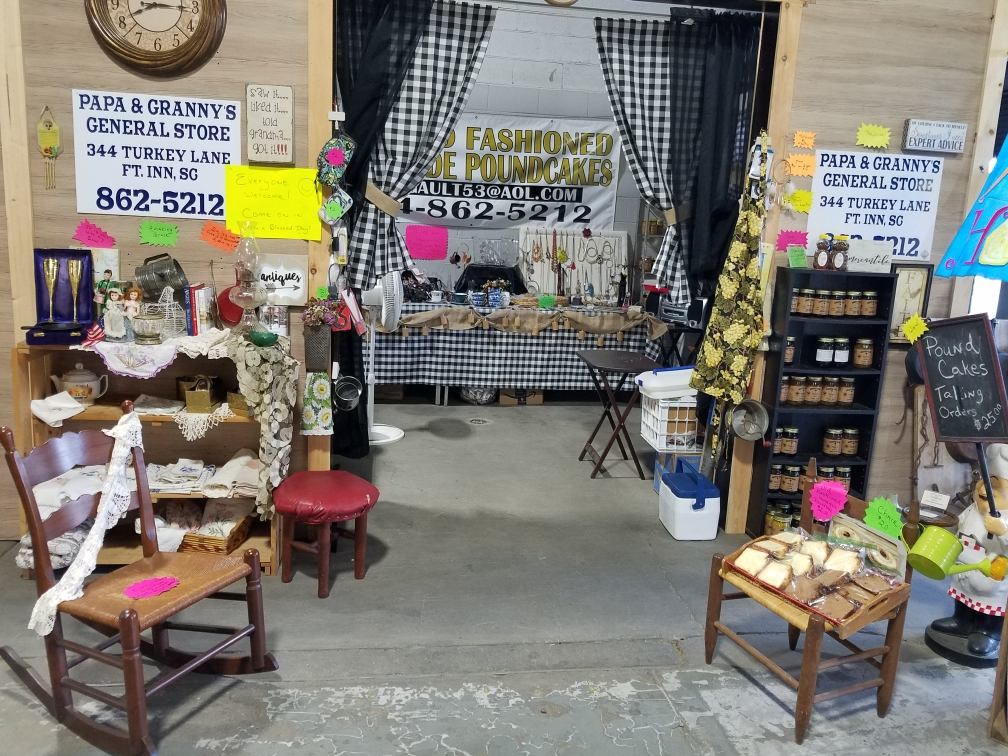 PaPa & Granny's General Store – P36