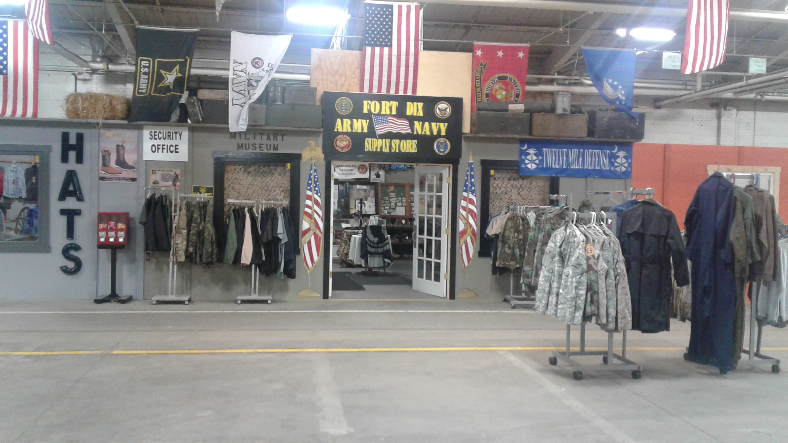 Fort Dix Army/Navy Store – Warehouse 3