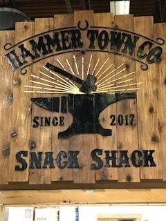 Hammer Town Snack Shack – P109