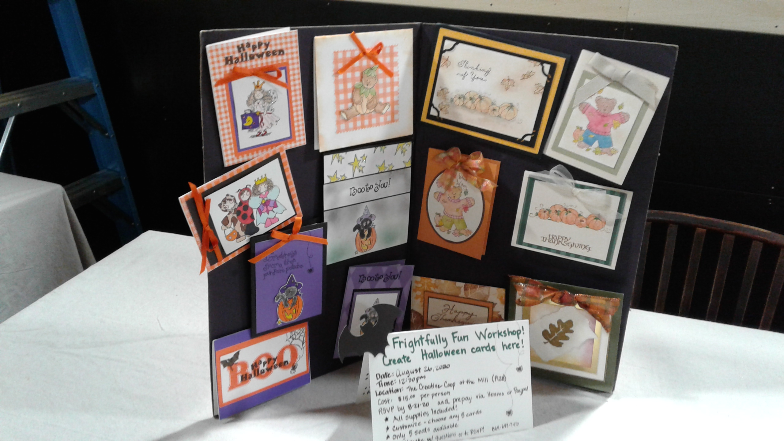 The Craft Market – P128