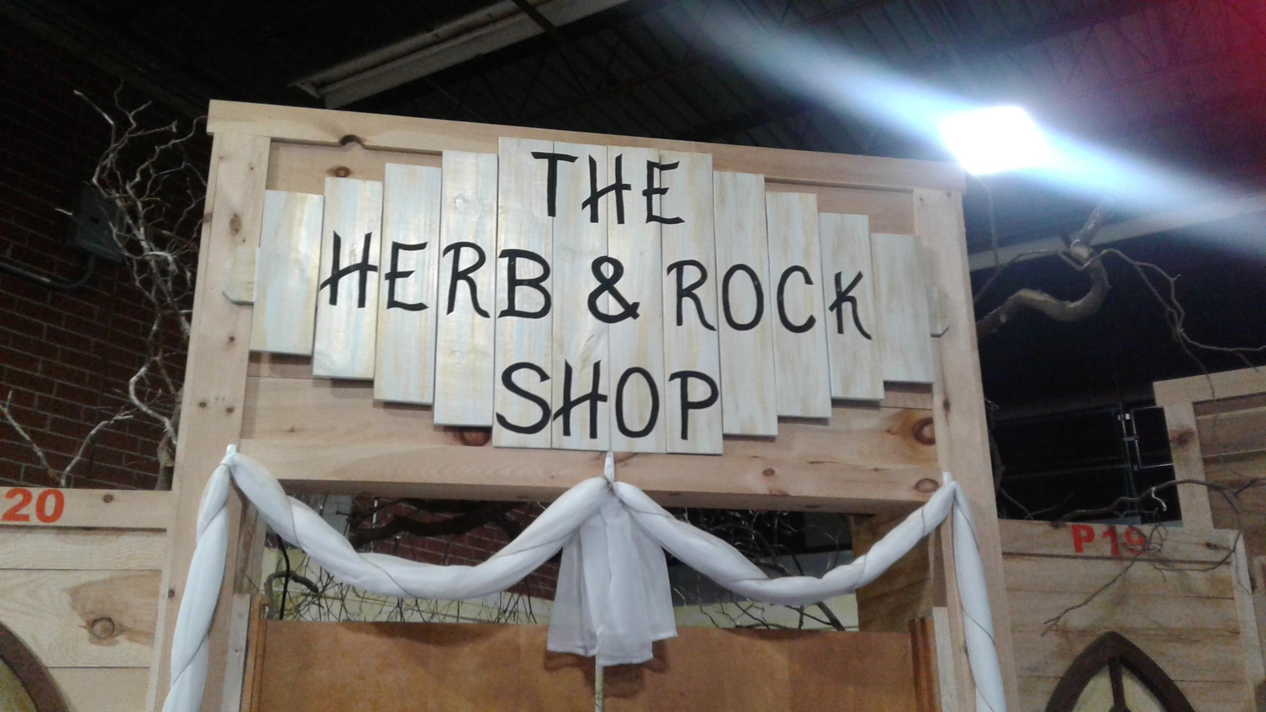 The Herb & Rock Shop – P19