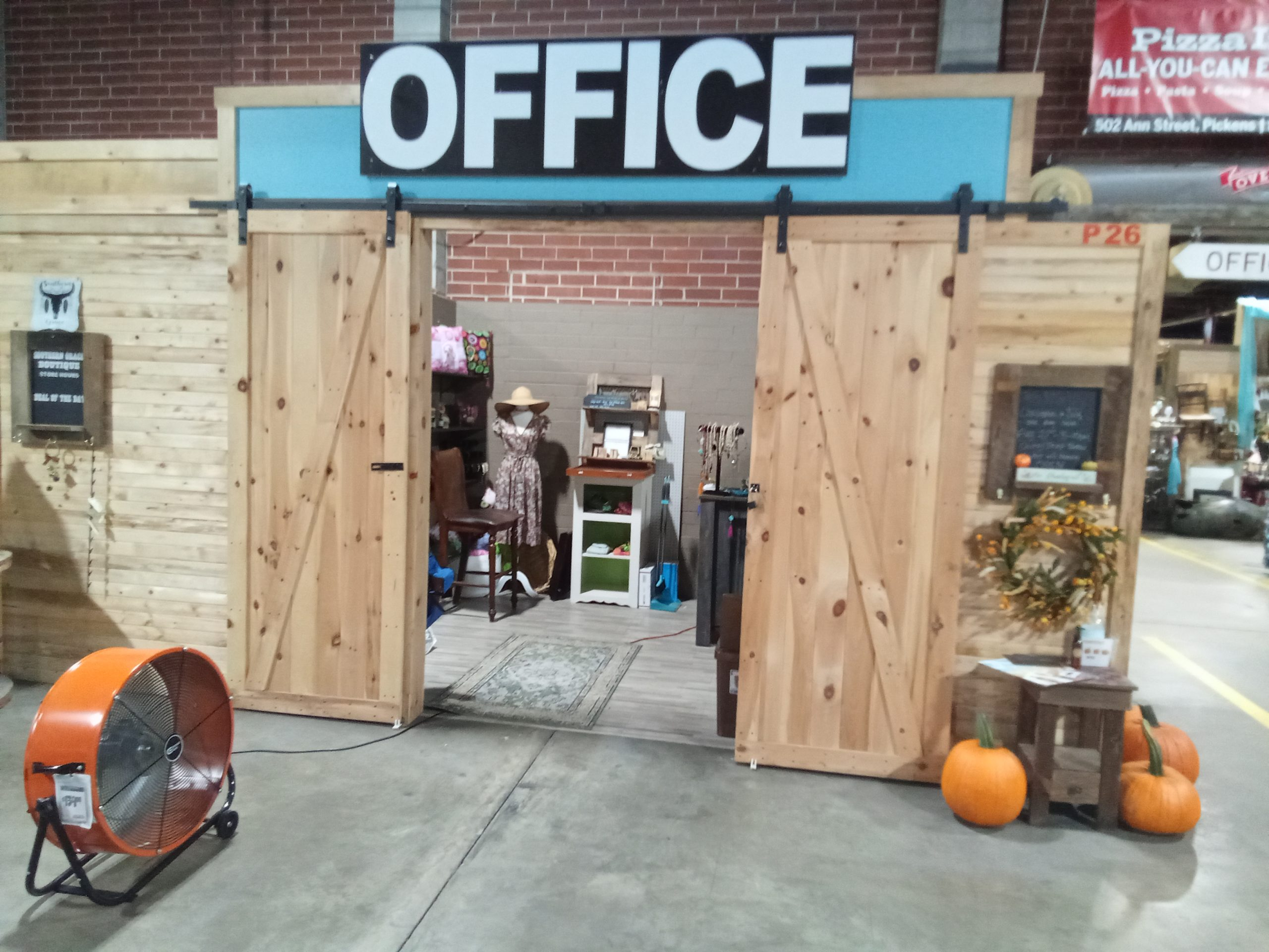 Office & Lost & Found – P26