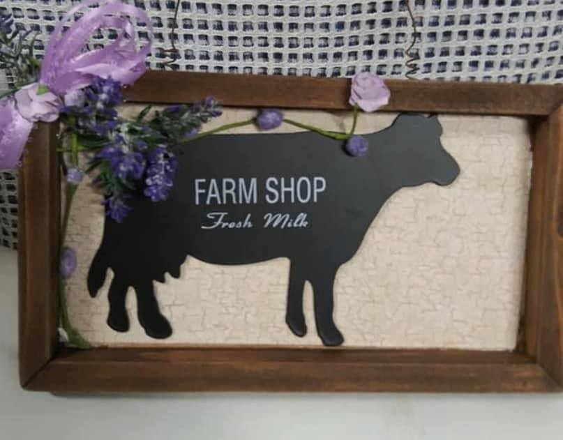 Nanny's Country Crafts – C14