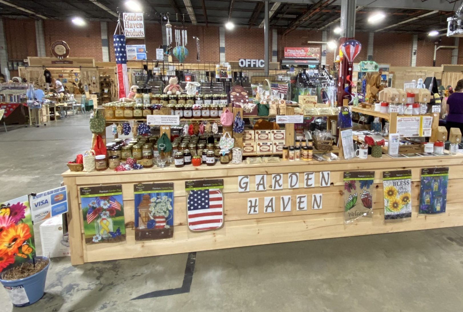 Garden Haven Products – C19