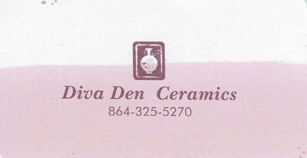 Diva Den Ceramics – P113